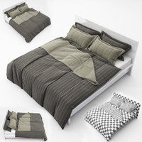 3dsmax bed 07