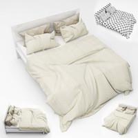 bed 09 3d model