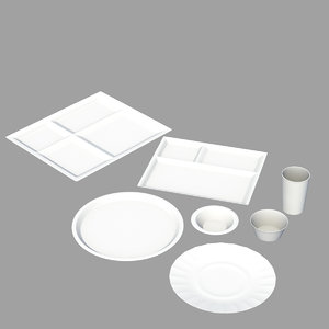 stuff paper n 3d model