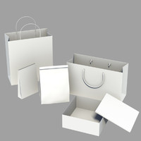 Collection papers bags