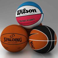basketball 3ball set