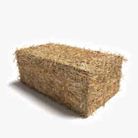 Hay Bale Rectangle