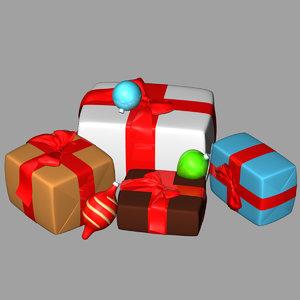 obj gift box