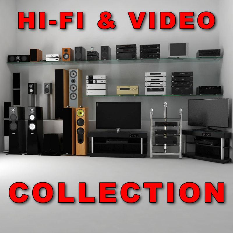 hi-fi video max