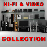 Hi-Fi & Video Collection