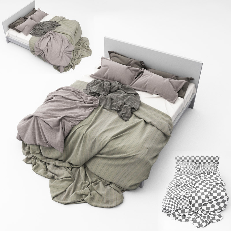 bed 15 obj free