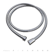 3d max adjustable shower hose