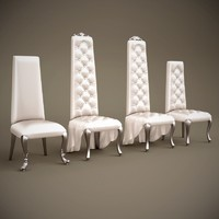 belloni subliminal chairs 3d model
