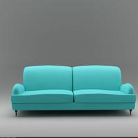 sofa academy 3d model