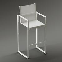 max bar chair 43 alr