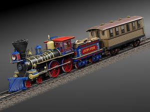 max train jupiter steam