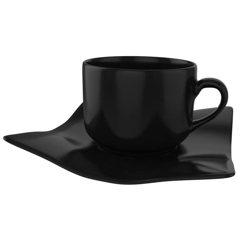 3d tea mug model