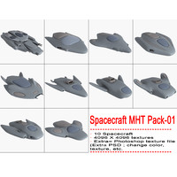 3d model spacecraft mht pack-01