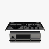 Gas cooking stove 4