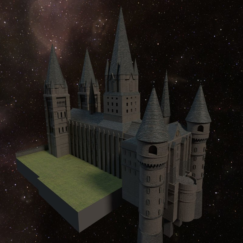 transfiguration wing 3d 3ds