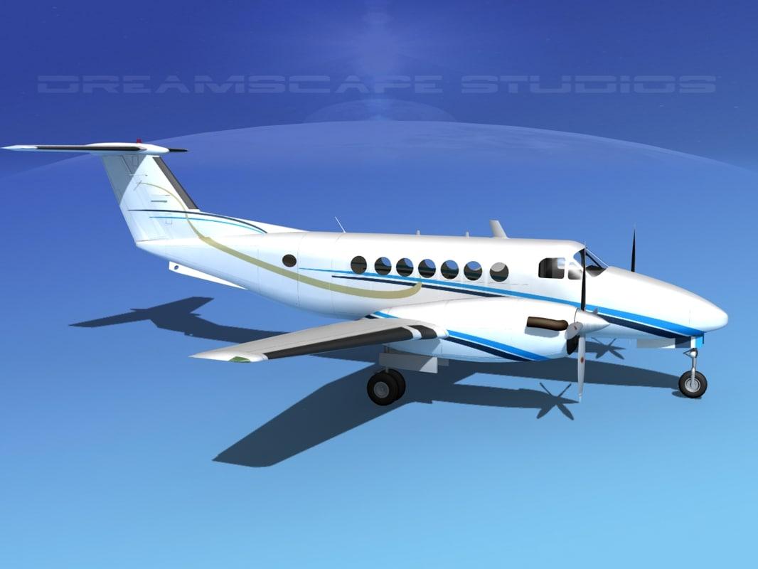 max propellers beechcraft super king air