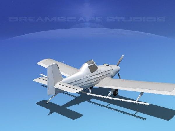 3d propellers dusting embraer model