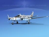 3d propellers beechcraft c-6 transporting