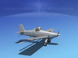 propellers vbm 3d model