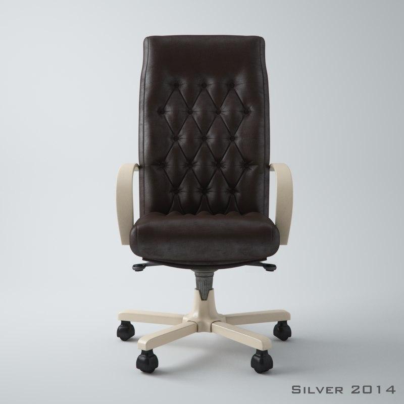 office chair 3d model
