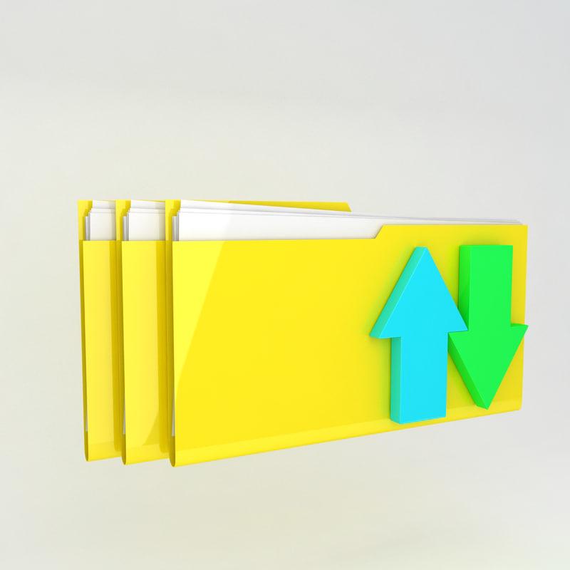 max folder icon