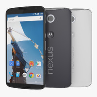 Motorola Nexus 6 Smartphone From Google