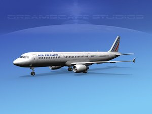 scale airbus 3d 3ds