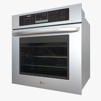 lws3010st lg 3d model