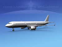 scale airbus dxf