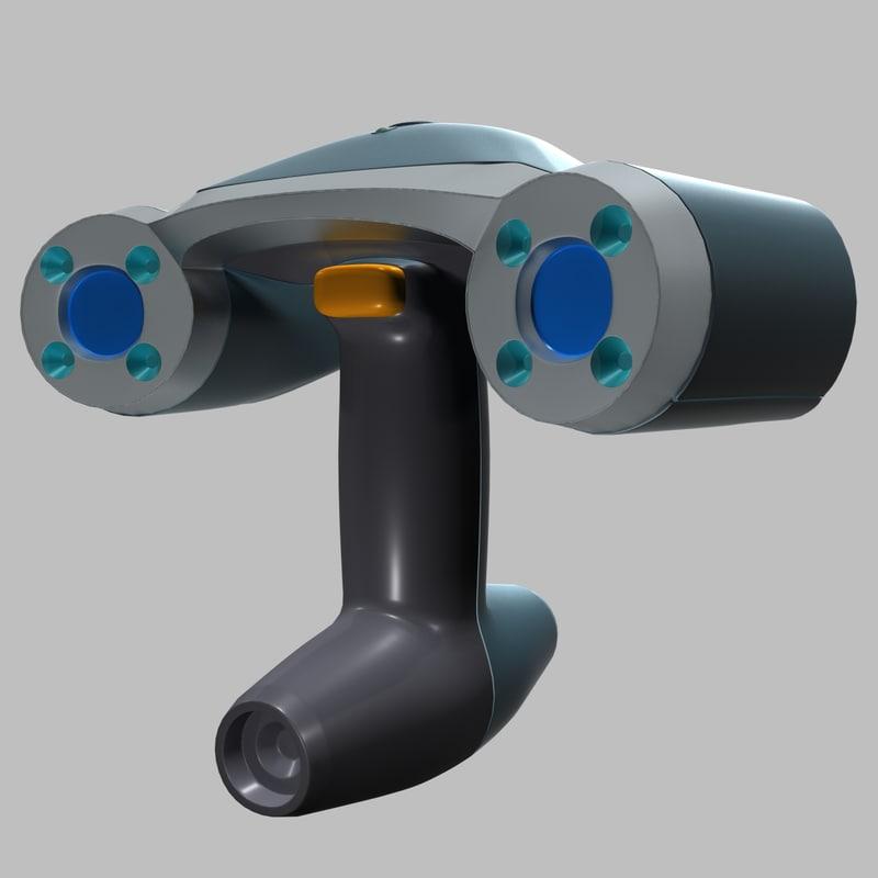3ds scanner