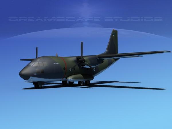 max aircraft c-27 spartan transports