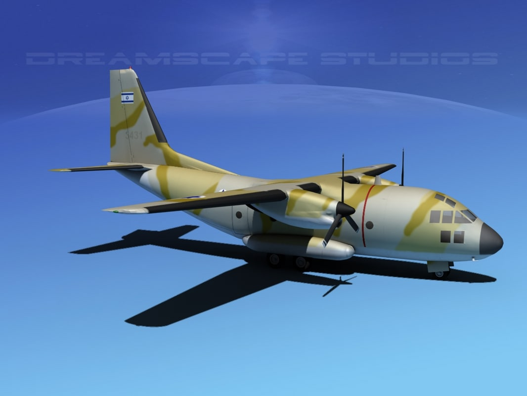 3d model propellers spartan transports