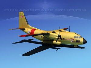 3d 3ds aircraft c-27 spartan transports