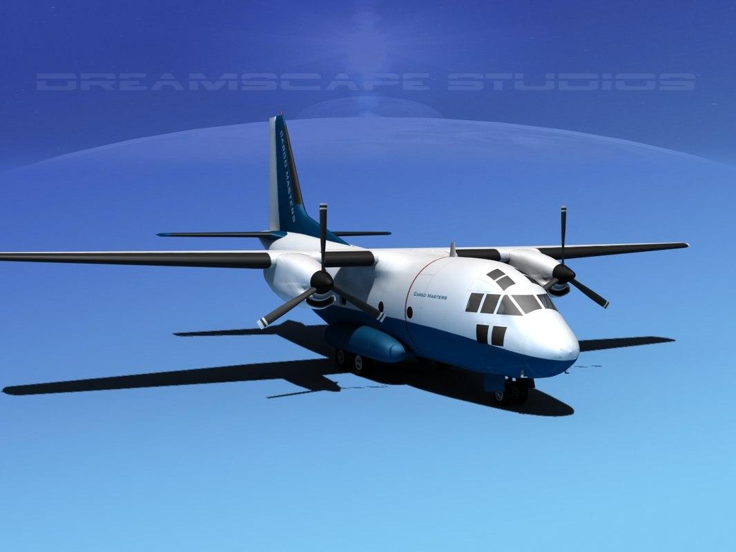 3d aircraft spartan