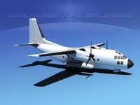 aircraft transports 3d model