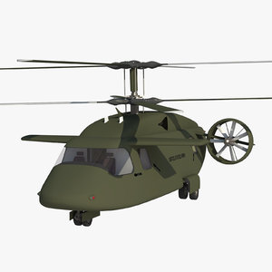 3dsmax jmr-td joint multi-role helicopter
