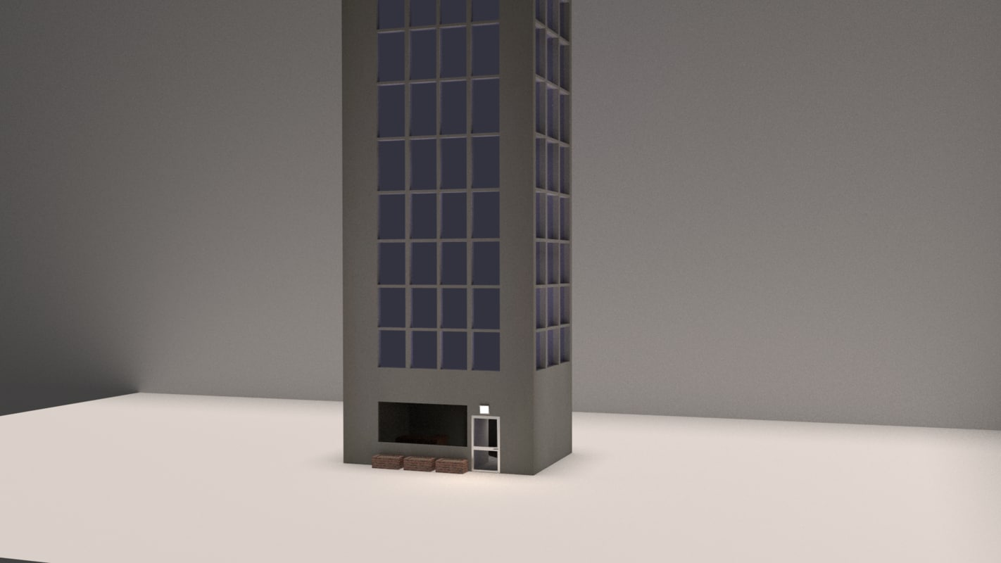 3ds building cycles blender