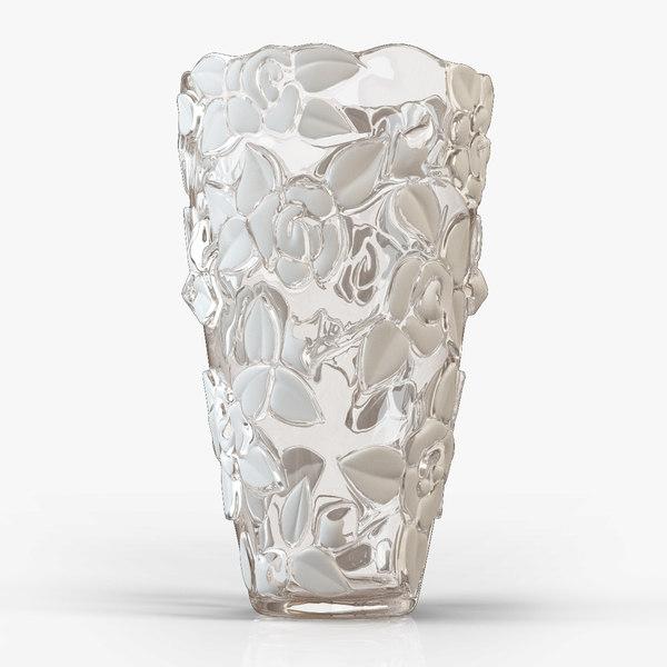 3ds max vase roses