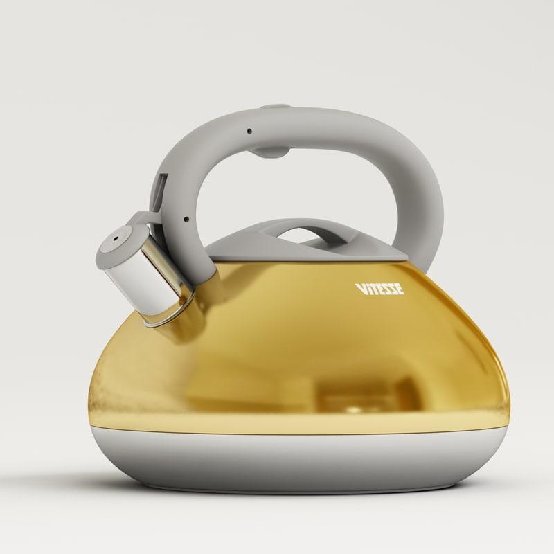 3d teapot vitesse vs 1115