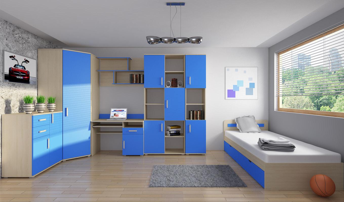 3ds max furniture furnishings