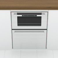 candy oven dishwasher duo 3d max