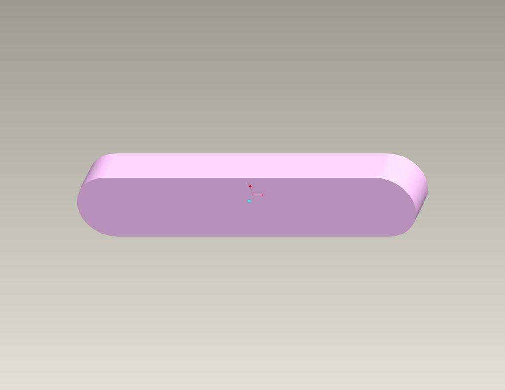 3d model dowel