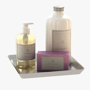 lavender soap max