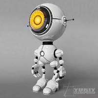 3ds max robot android