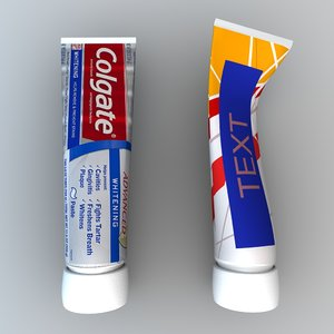 maya cosmetic cream tube