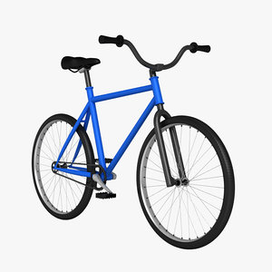generic bicycle tire 3d 3ds