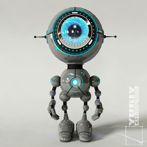 robot android 3ds