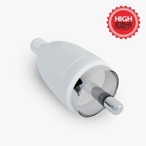 rca connector c4d