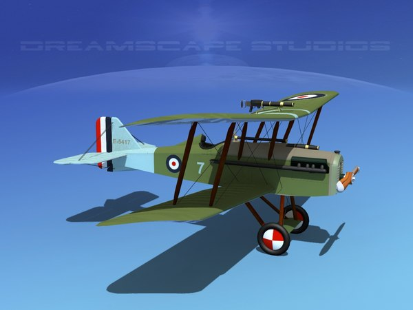 cockpit raf fighter 3d max