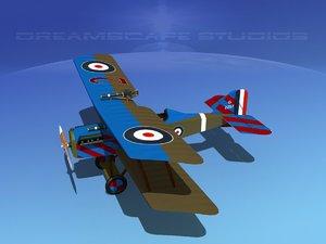 3d model cockpit raf fighter